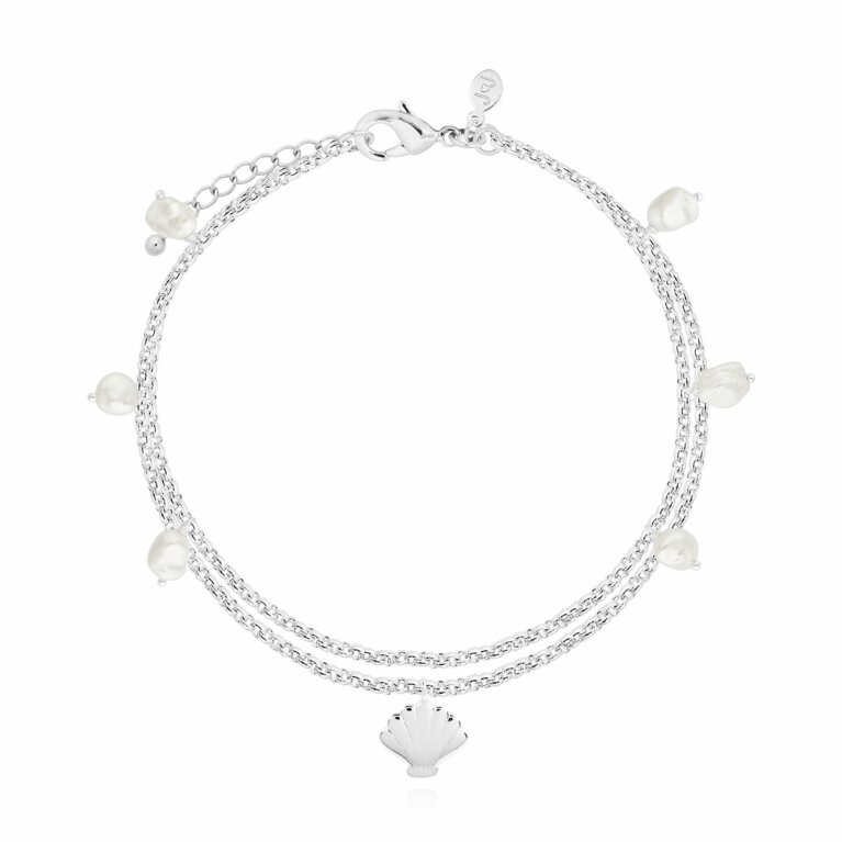 Serena | Shell Pearl Bracelet