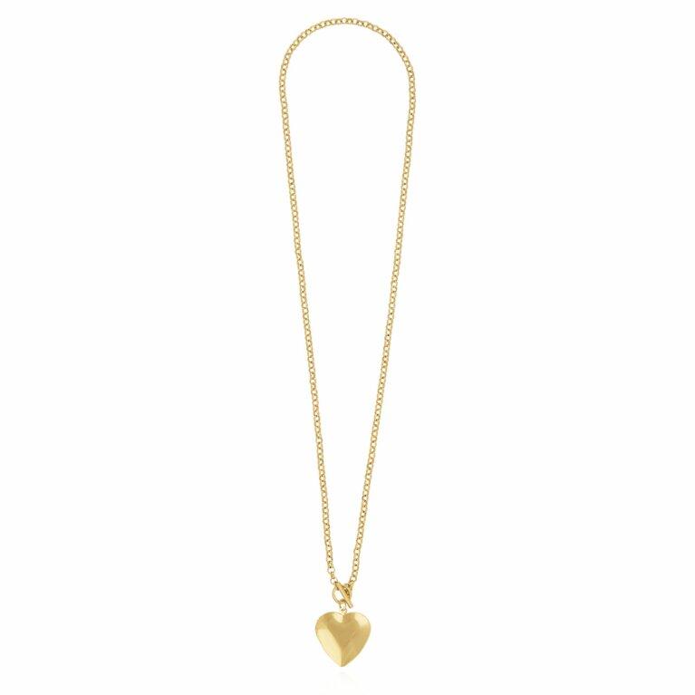 Life Lockets | Gold  Heart Locket Necklace