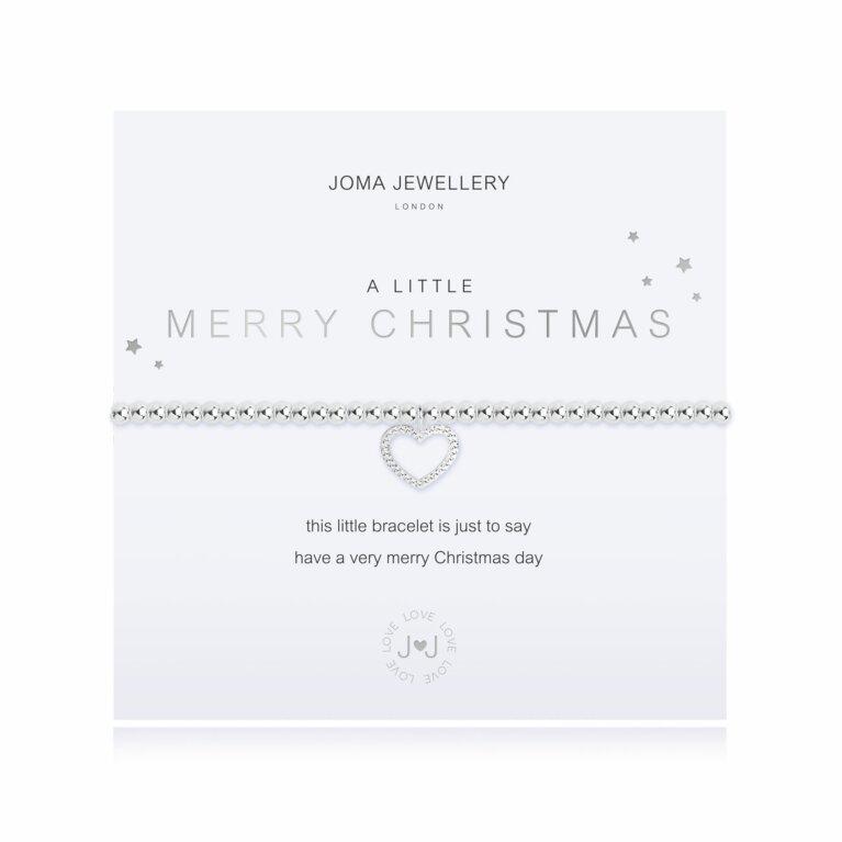 a little Merry Christmas Bracelet