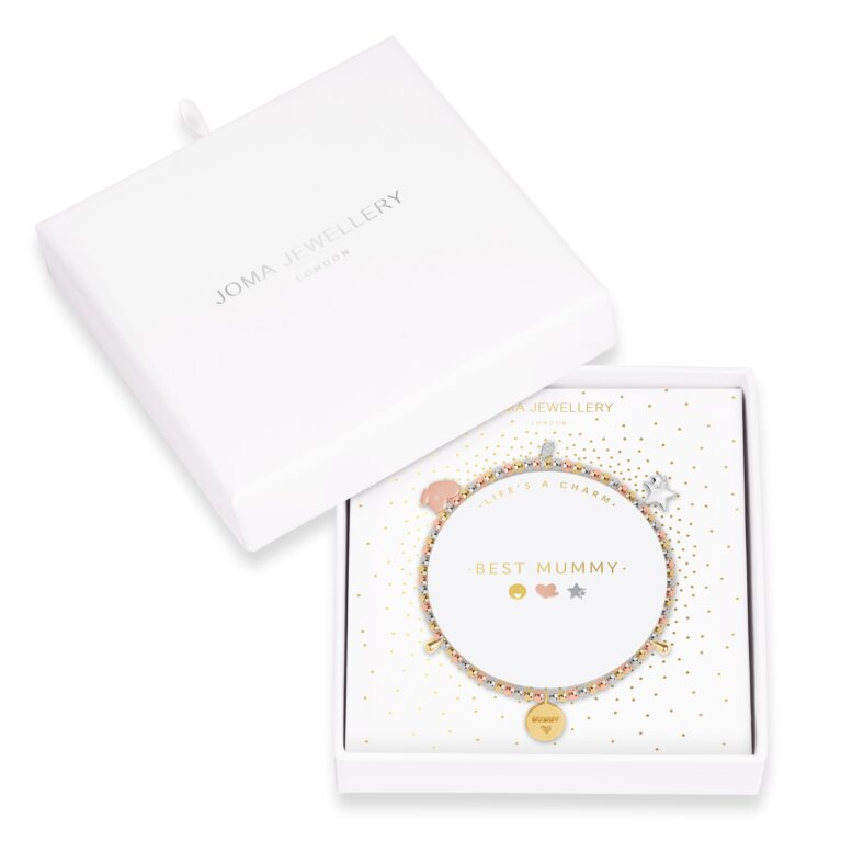 Life's A Charm Best Mummy Bracelet