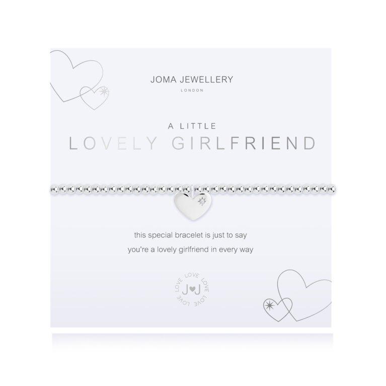 a little Lovely Girlfriend Bracelet