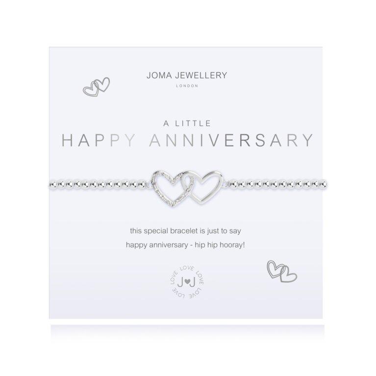 A Little Happy Anniversary Bracelet