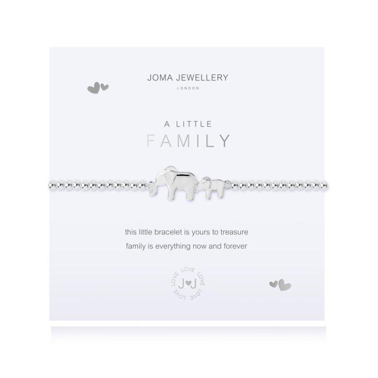 A Little Family Elephant Bracelet