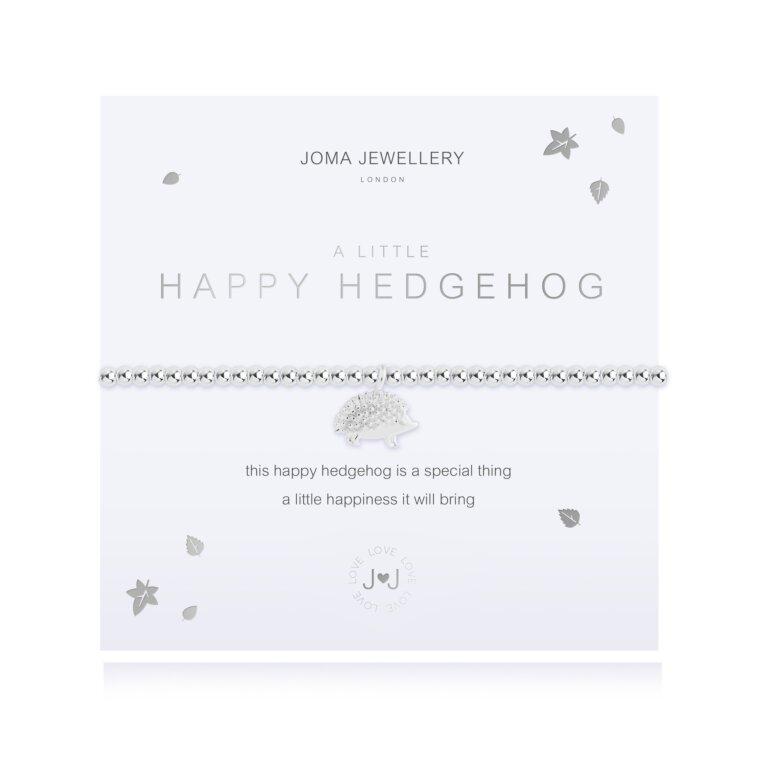 A Little Happy Hedgehog Bracelet