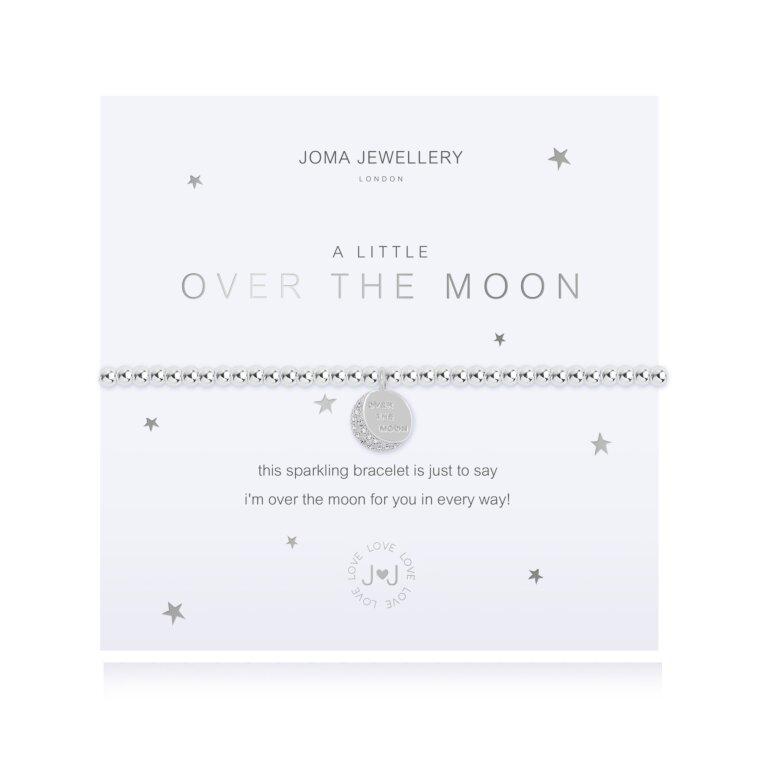 A Little Over The Moon Bracelet