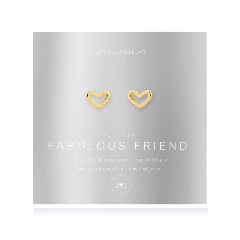 a little Fabulous Friend Earrings