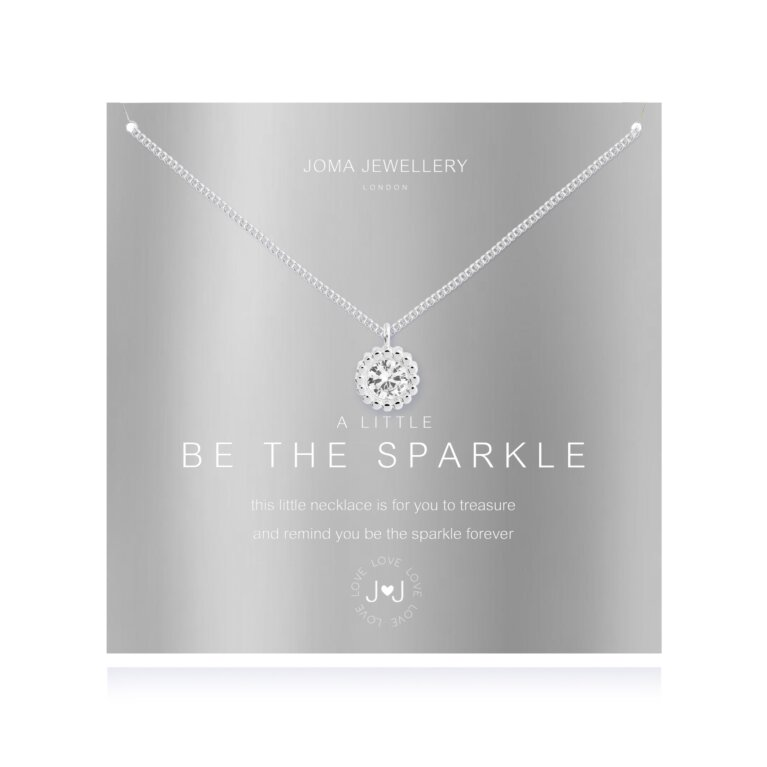 A Little Be The Sparkle Necklace