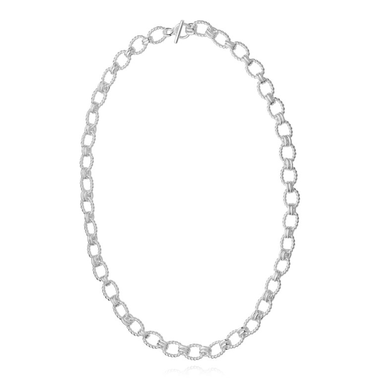 Kismet Chains Rope Link Chain Necklace