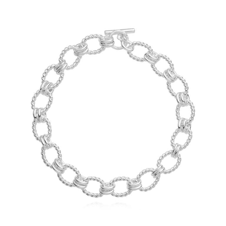 Kismet Chains Rope Link Chain Bracelet