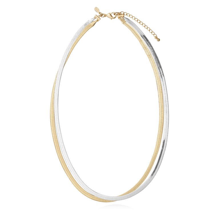 Kismet Chains Snake Chain Necklace