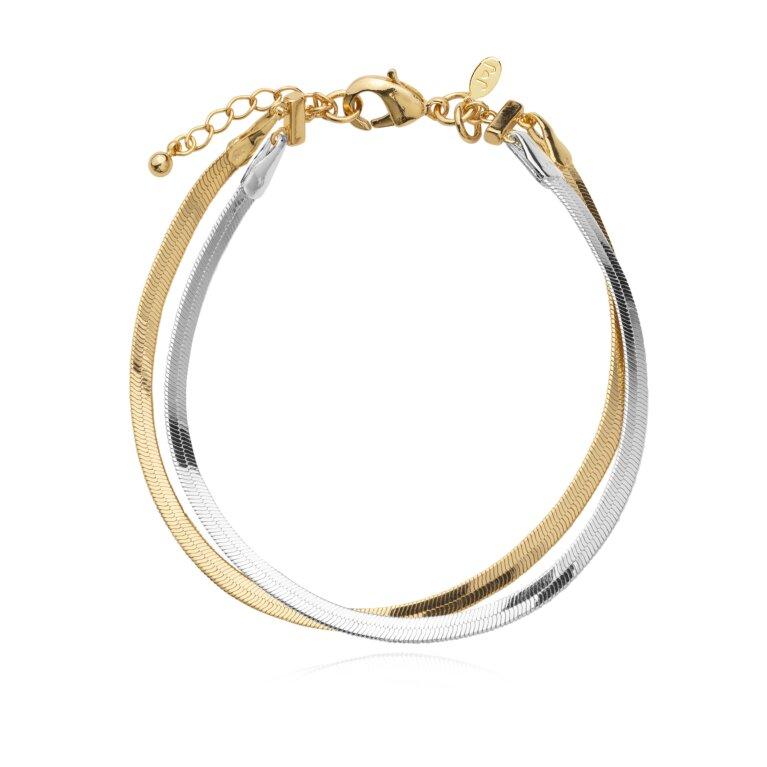 Kismet Chains Snake Chain Bracelet
