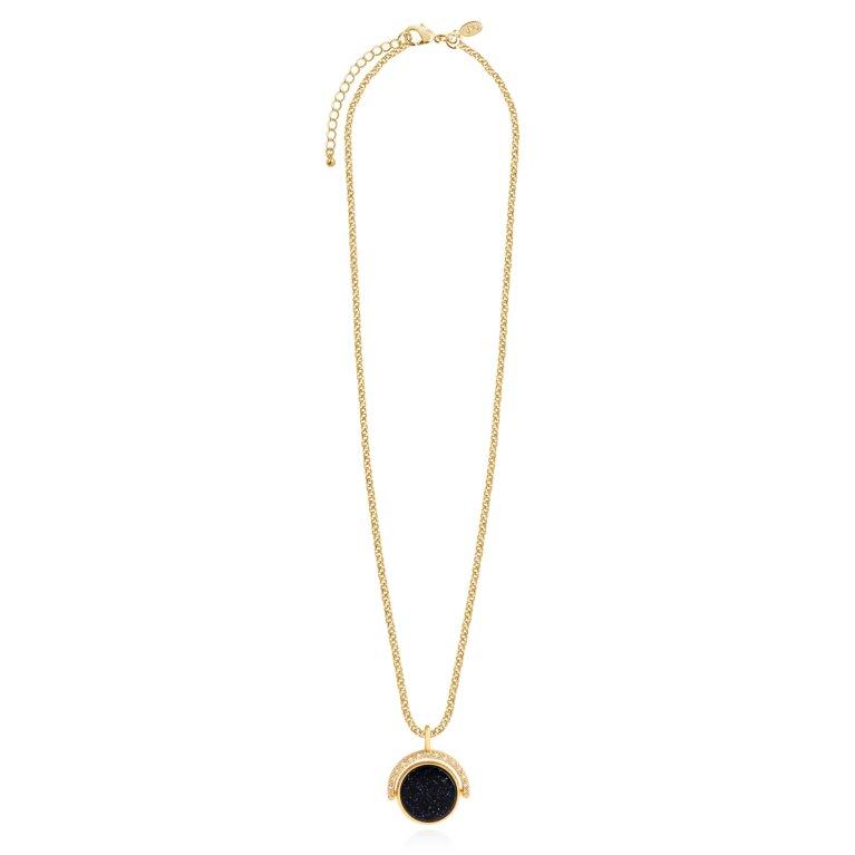 Positivity Pendants Live To Dream Necklace