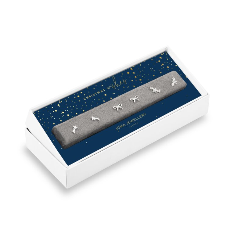 Christmas Wishes Occasion Earring Box