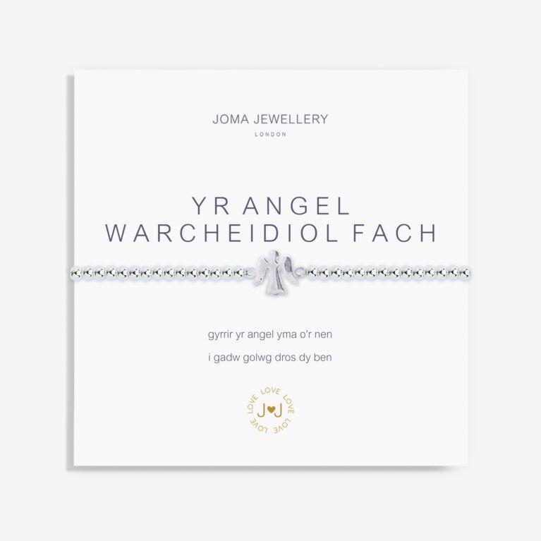 a little Guardian Angel Bracelet (Welsh)