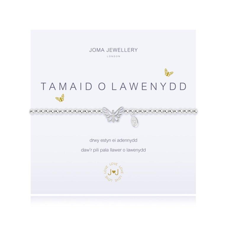 a little Joy Bracelet (Welsh)