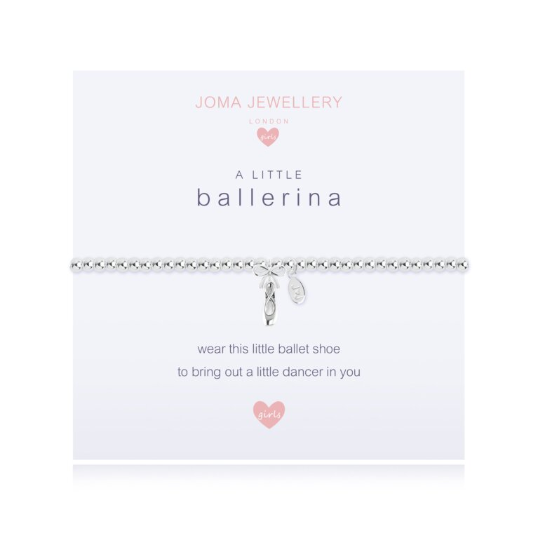 Children's a little Ballerina Bracelet