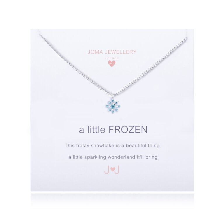 Children's a little Frozen Necklace