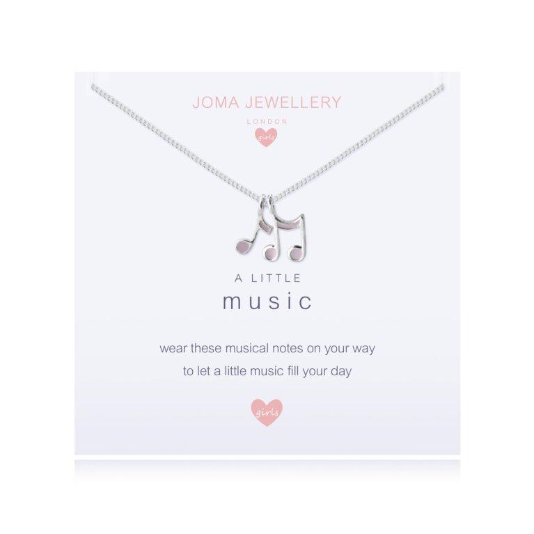 Children's a little Music Necklace