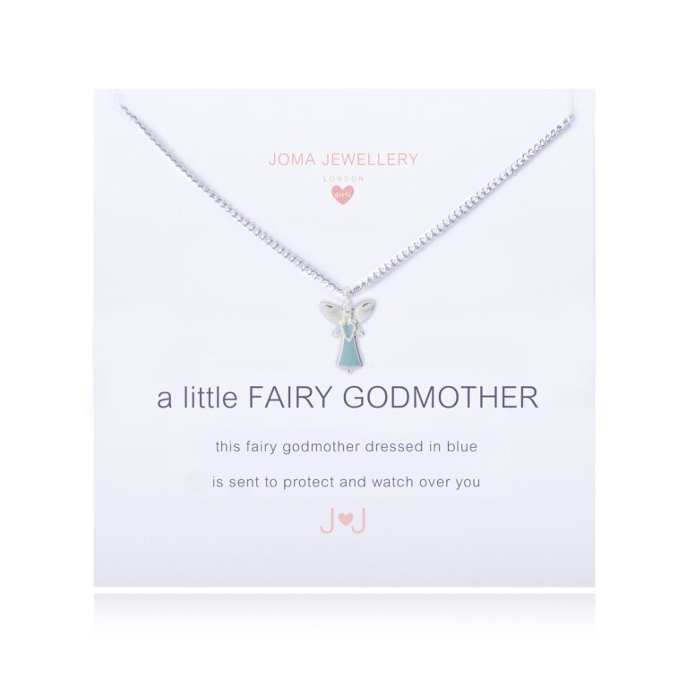 Children's a little Fairy Godmother Necklace