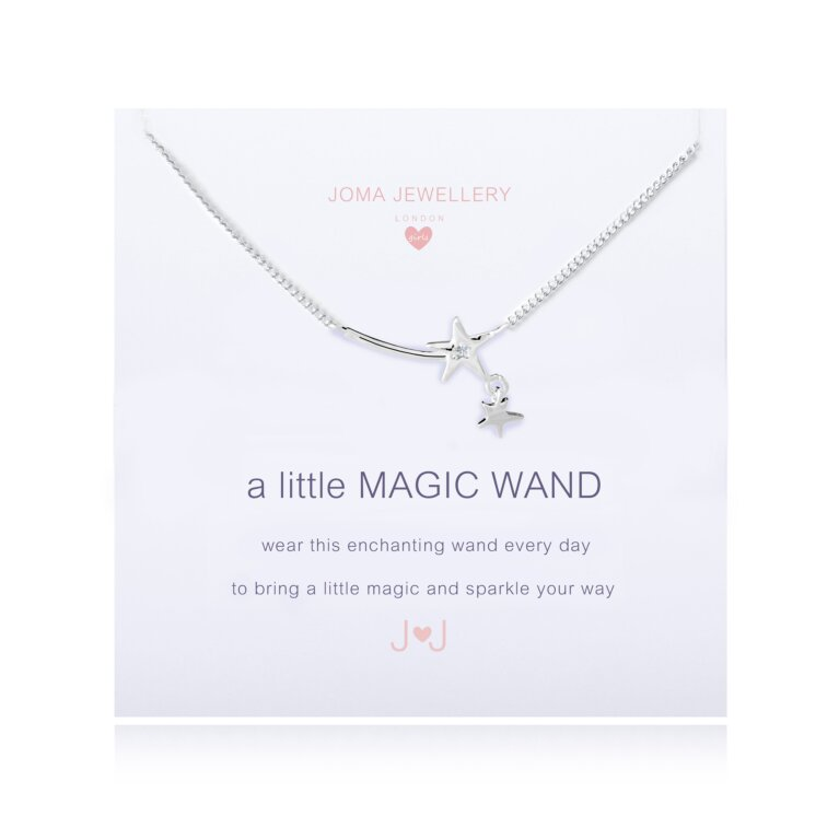 Children's a little Magic Wand Necklace