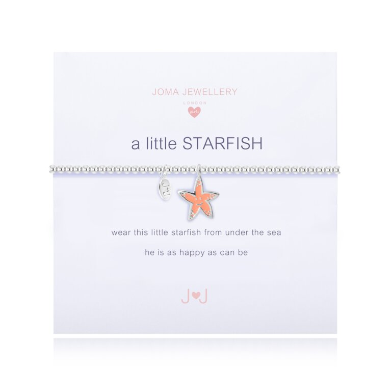 Children's a little Starfish Bracelet