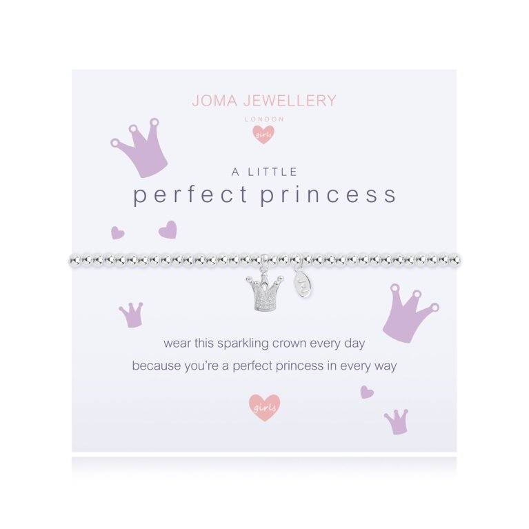 Children's a little Perfect Princess Bracelet