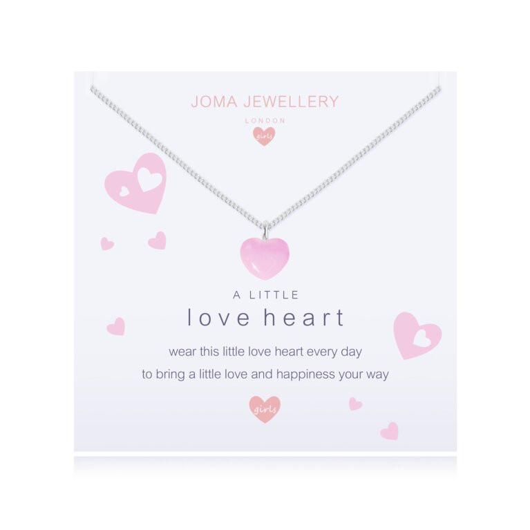 Children's a little Love Heart Necklace
