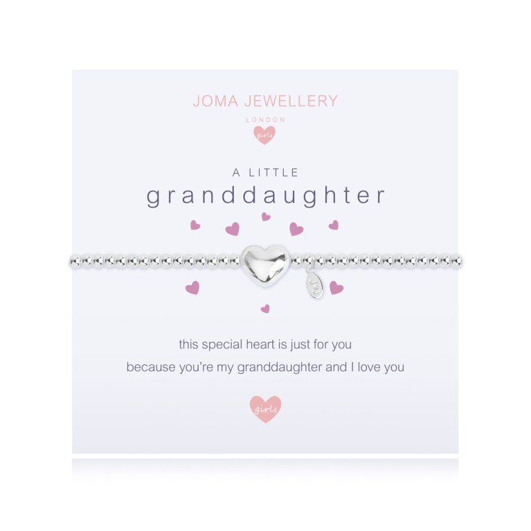 Children's a little Granddaughter Bracelet