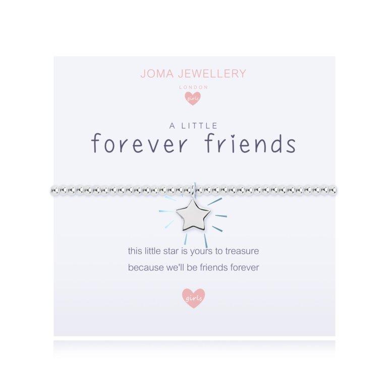 Children's a little Forever Friends Bracelet | Blue