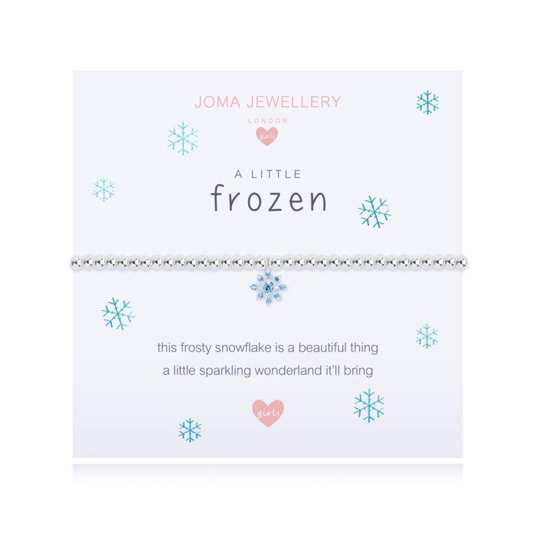 Children's a little Frozen Bracelet
