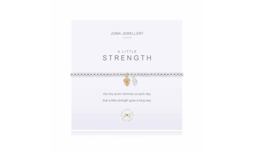 a little Strength Bracelet