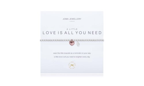 a little Love is All You Need Bracelet