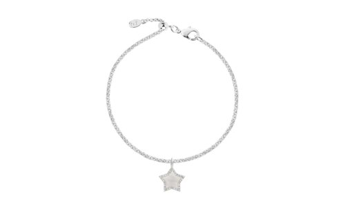Pearlina Mother of Pearl Star Bracelet