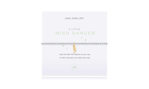 a little Irish Dancer Bracelet | Irish