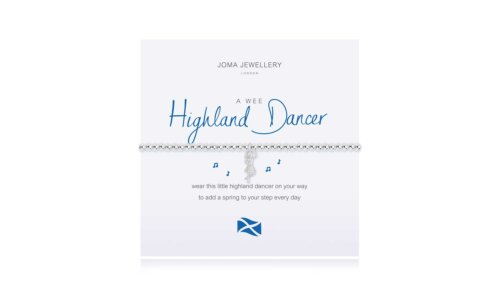 a little Highland Dancer Bracelet | Scottish