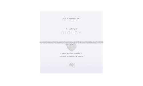 a little Thank You Bracelet | Welsh