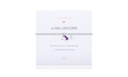 Children's a little Unicorn Bracelet
