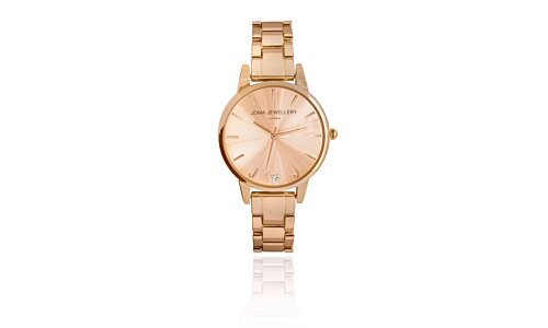 Piper Rose Gold Watch