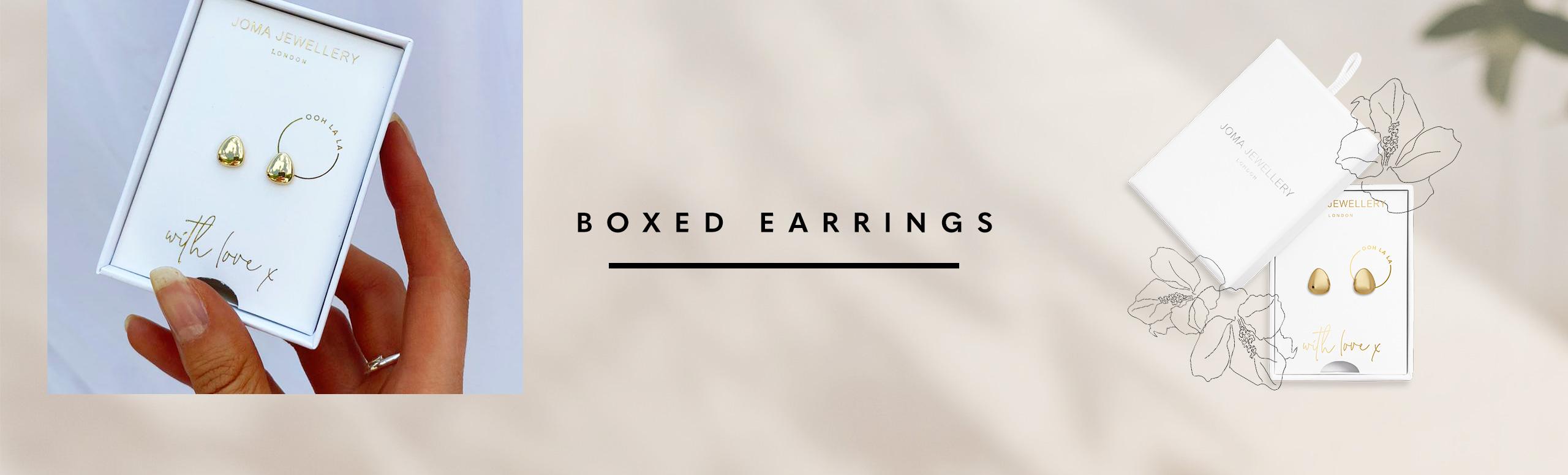 Boxed Earrings