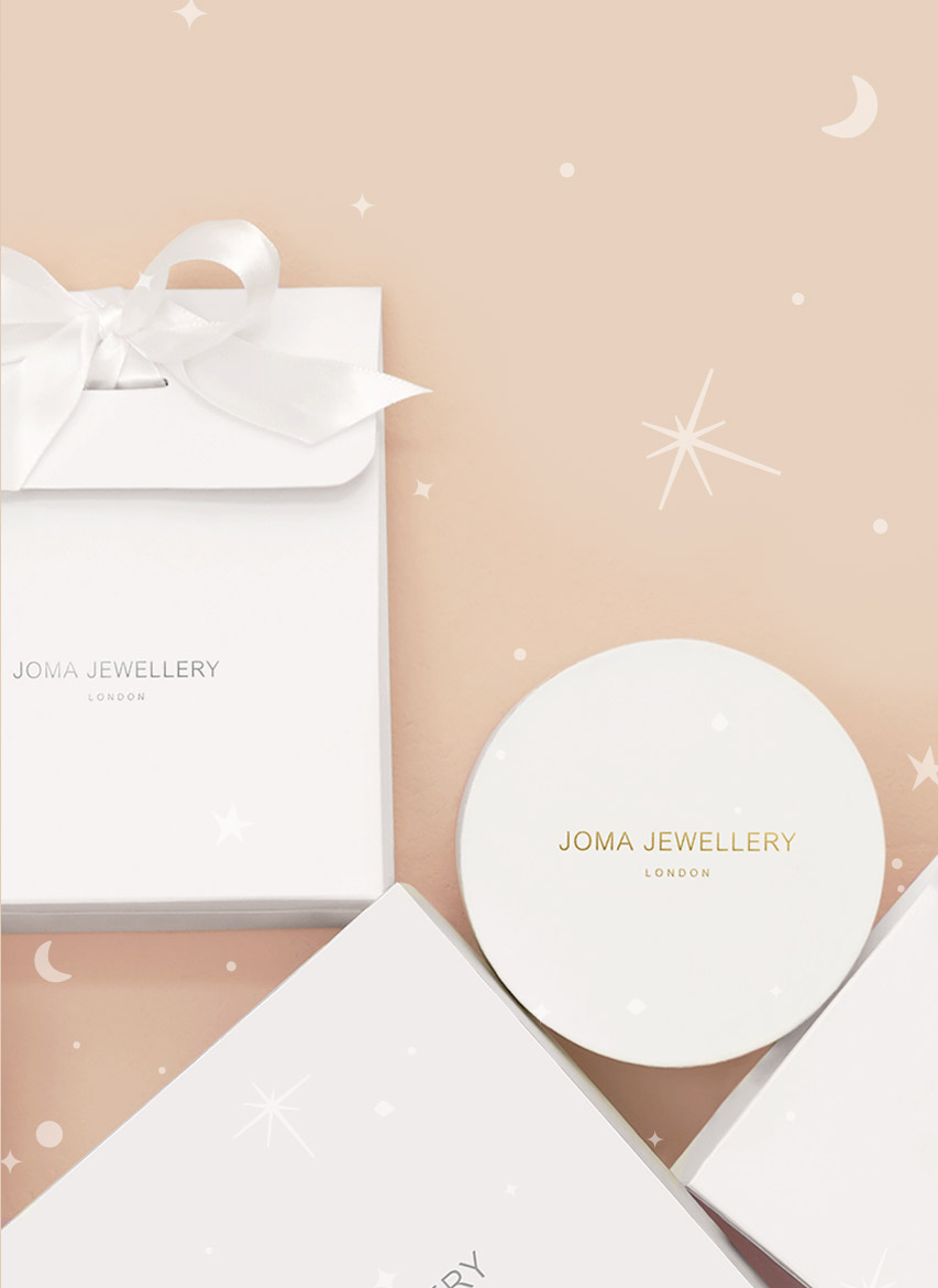 Joma Jewellery Perfect Packaging