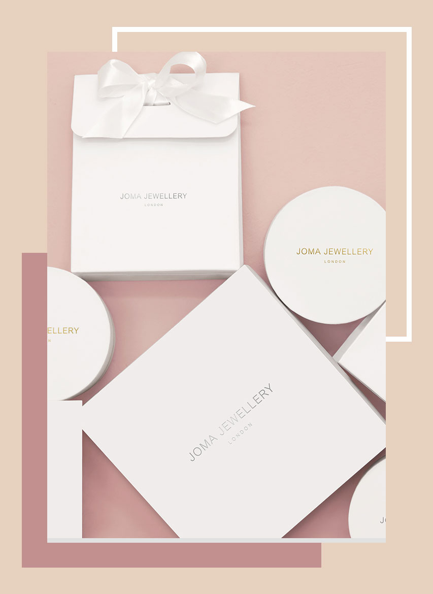 Flat lay packaging
