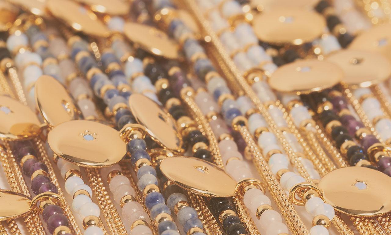 Signature Stone Necklaces