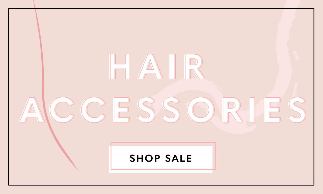 Hair Accessories Sale