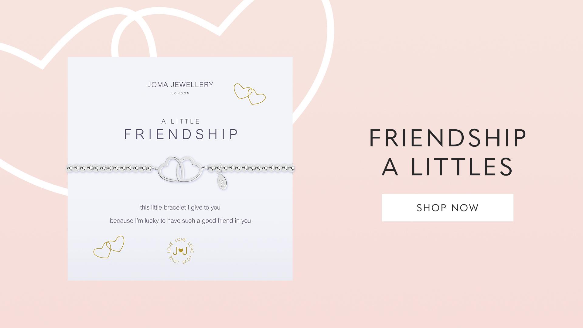 Friendship A Little Bracelets